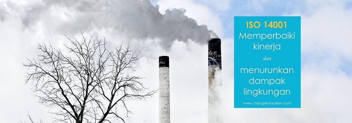 Konsultan ISO 14001 Sistem Manajemen Lingkungan