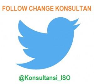 Change Konsultan ISO Twitter